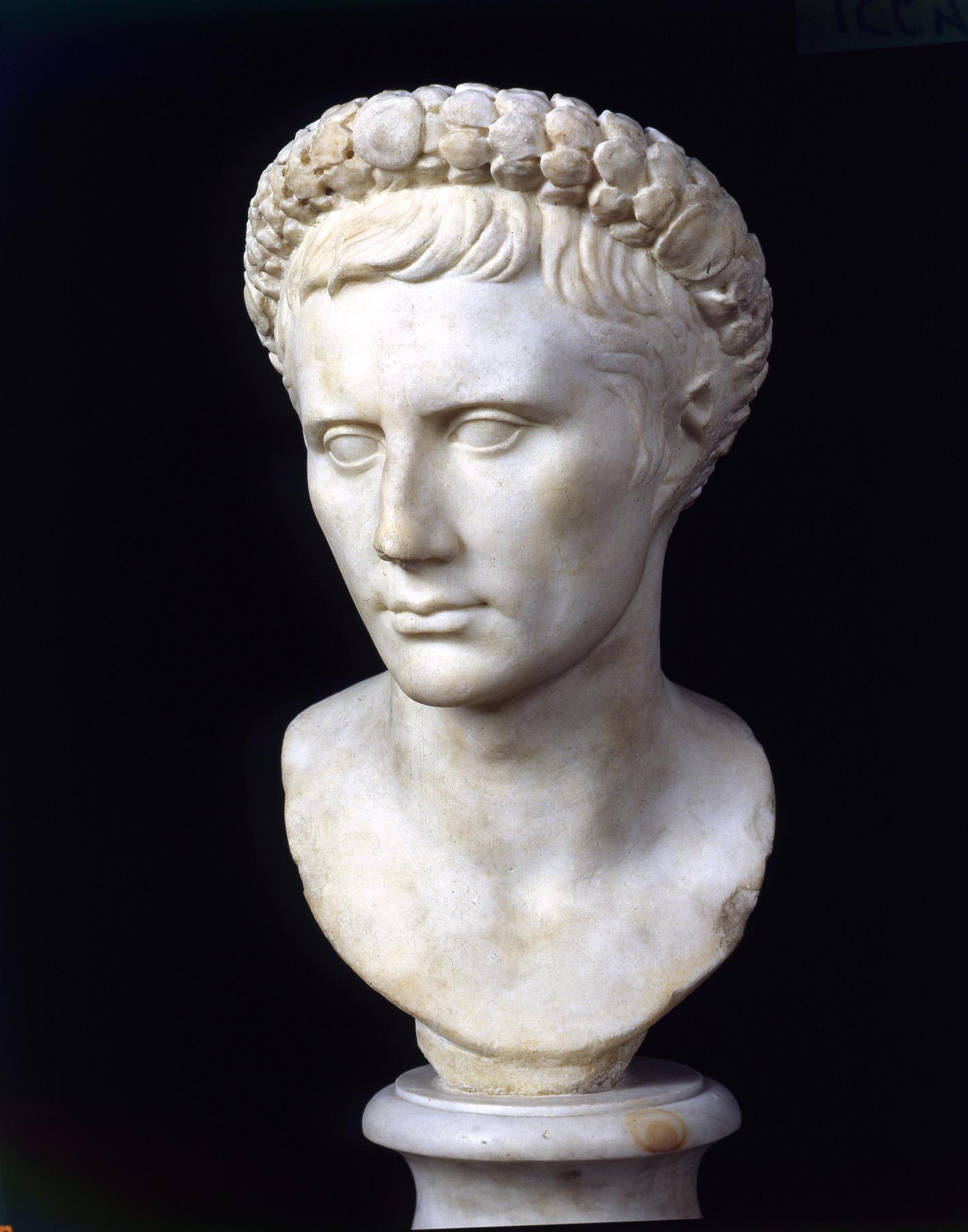 Portrait of Augustus (Rome, Musei Capitolini)