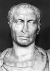Portrait of Julius Caesar (Rome, Palazzo Senatorio, Aula Giulio Cesare)