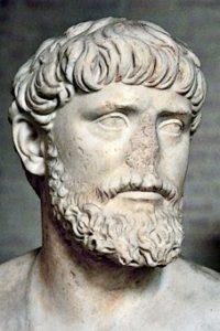 Ritratto di Apollodoro di Damasco (Monaco, Glyptothek)