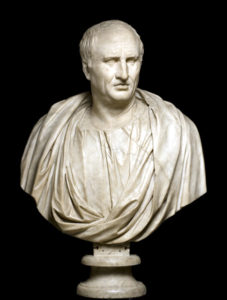 Portrait of Cicero (Rome, Musei Capitolini)