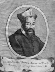 Portrait of the cardinal Michele Bonelli, nicknamed