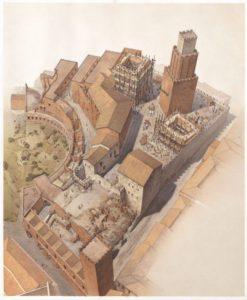 I Mercati di Traiano e il Castello delle Milizie (XII-XIII secolo)